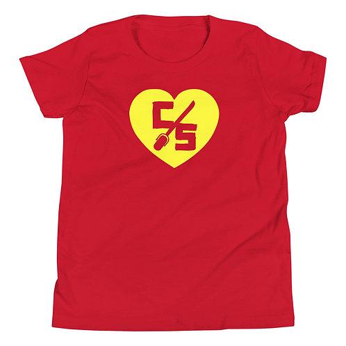 Youth Chapulin C/S Short Sleeve T-Shirt