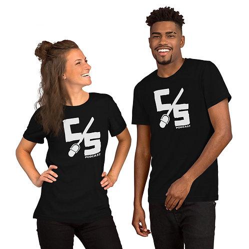 C/S BOLD Short-Sleeve Unisex T-Shirt