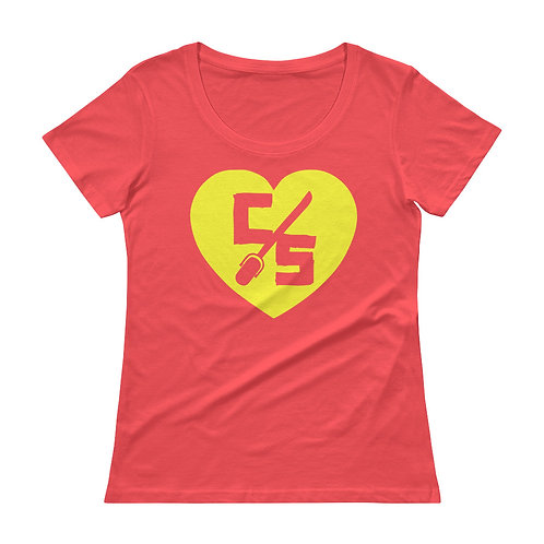Ladies' Chapulin Scoopneck T-Shirt