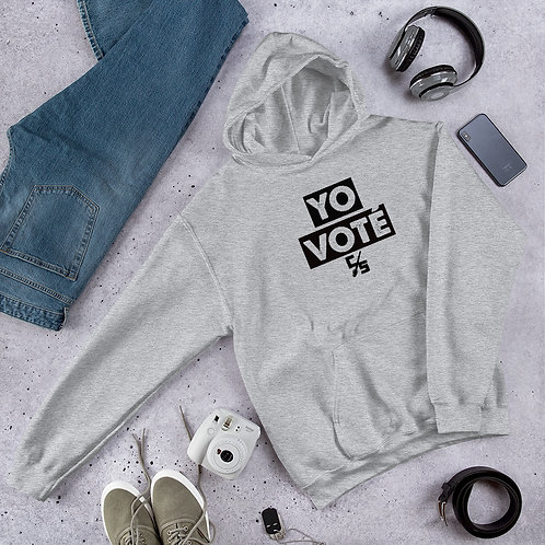 YO, VOTE/ yo voté  Unisex Hoodie