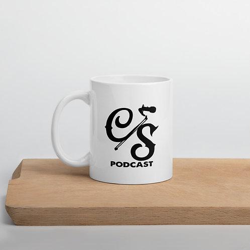 C/S Alternate Logo Mug