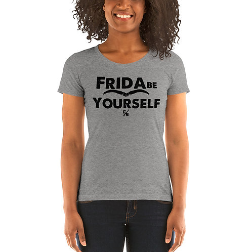 FRIDA be Yourself Ladies' short sleeve t-shirt