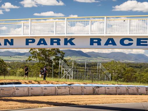 Morgan Park Shannons Motorsport Australia round postponed
