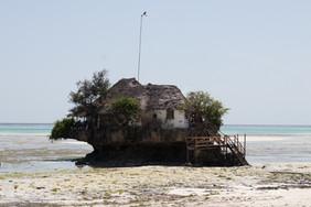 Zanzibar The Rock Restaurant