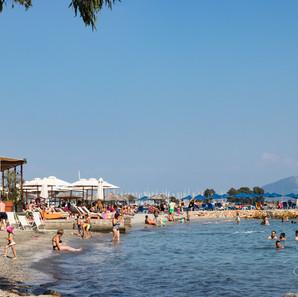 Kyani Akti Beach