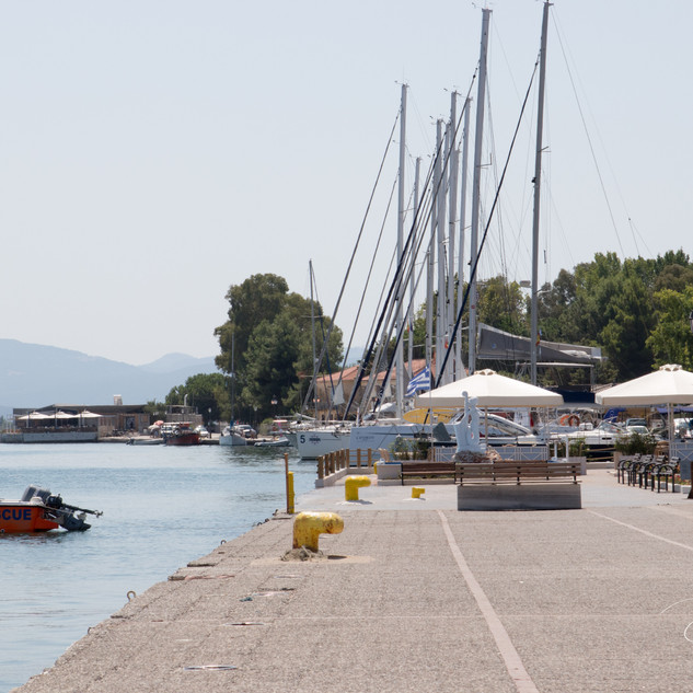 Waterfront, Preveza
