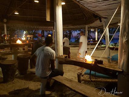 Zanzibar, Kae Beach Bar & Grill