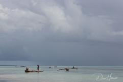 Zanzibar, Fishing boats