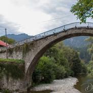 Stone Bridge in Vovousa