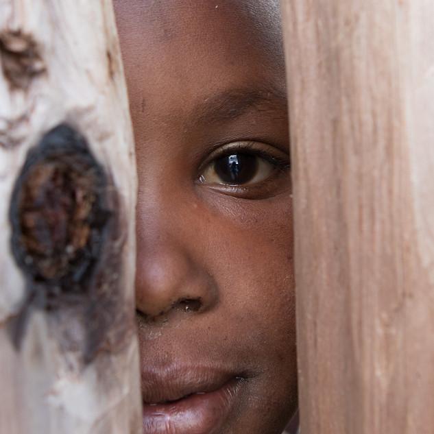 Maasai girl,  Ngorogoro