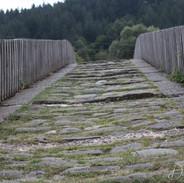Arched Stone Bridge, Vovous