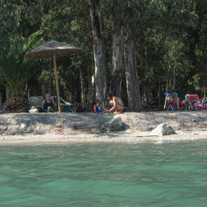 Beachside at Kyani Akti