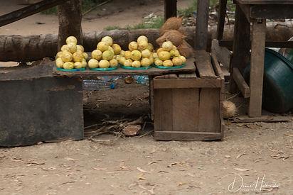 Zanzibar Roadside fruit