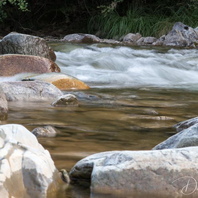 Aoos River, Vovousa