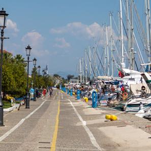 Preveza Harbor
