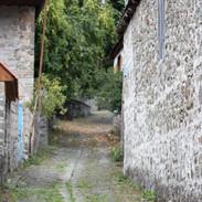 A laneway in Vovousa