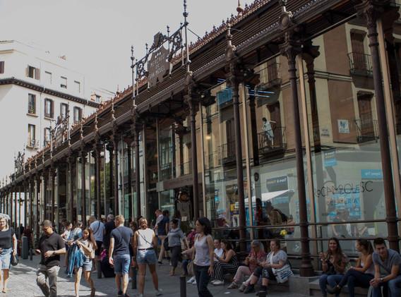 San Miguel Mercado, Spain
