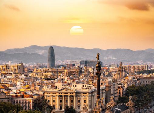 Barcelona se proyecta hacia un futuro más sostenible.