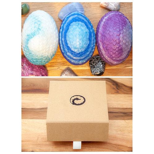Dragon's Eggs Gift Set (Choose 3 from 6 eggs)