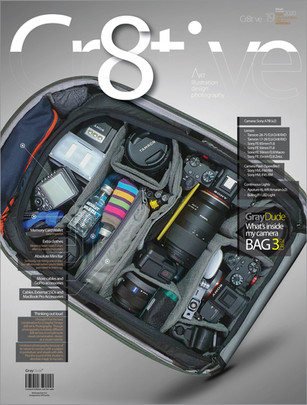 Cr8tive: What's inside my Camera Bag