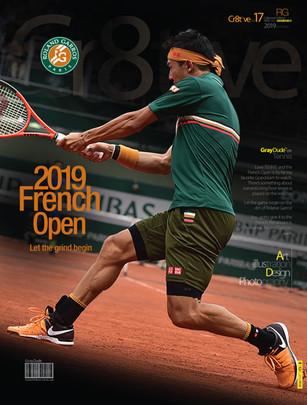 Cr8Tive V17 Roland Garros