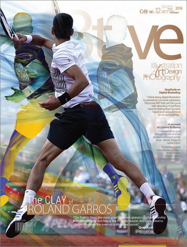 Cr8tive no.12 Tennis