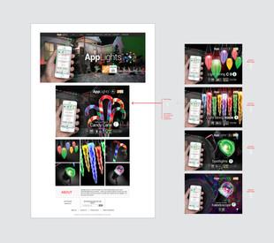 Website Mock-Up • CSS Banner