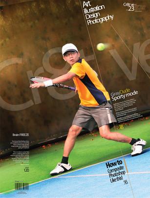 Cr8Tive v23 Me Tennis