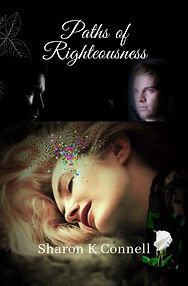 Paths of Righteousness Front Book Cover.