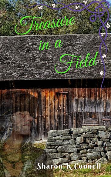 0 frontcover barn Treasure In a Field -