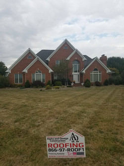 Roofing Replacement Germantown, IL