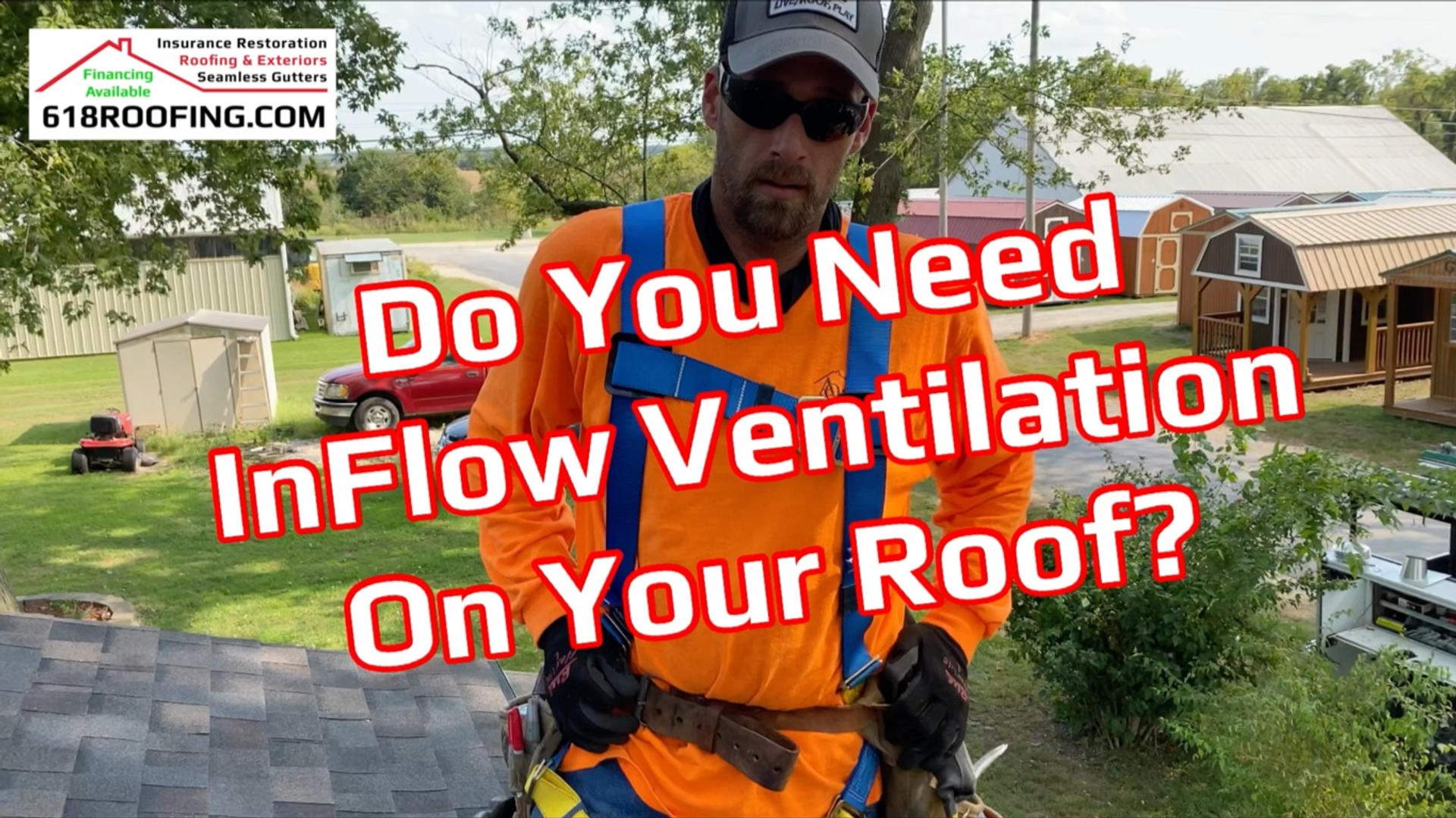 Inflow Ventilation Walkthrough