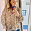 Thumbnail: Everyday sheer leopard blouse