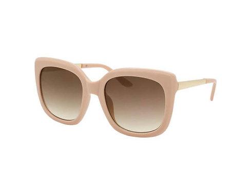 Hollywood Glam Sunglasses-Blush