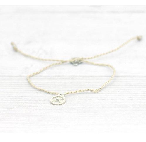 Wave Bracelet-Cream