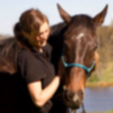 Clare Andrew Whole Horse Equine Myofunctional Therapy Scholarship Recipient