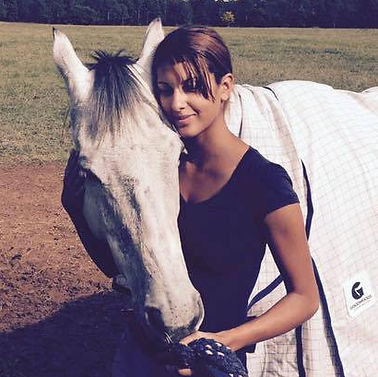 Gabrielle Marcel Whole Horse Equine Myofunctional Therapy Scholarship Recipient