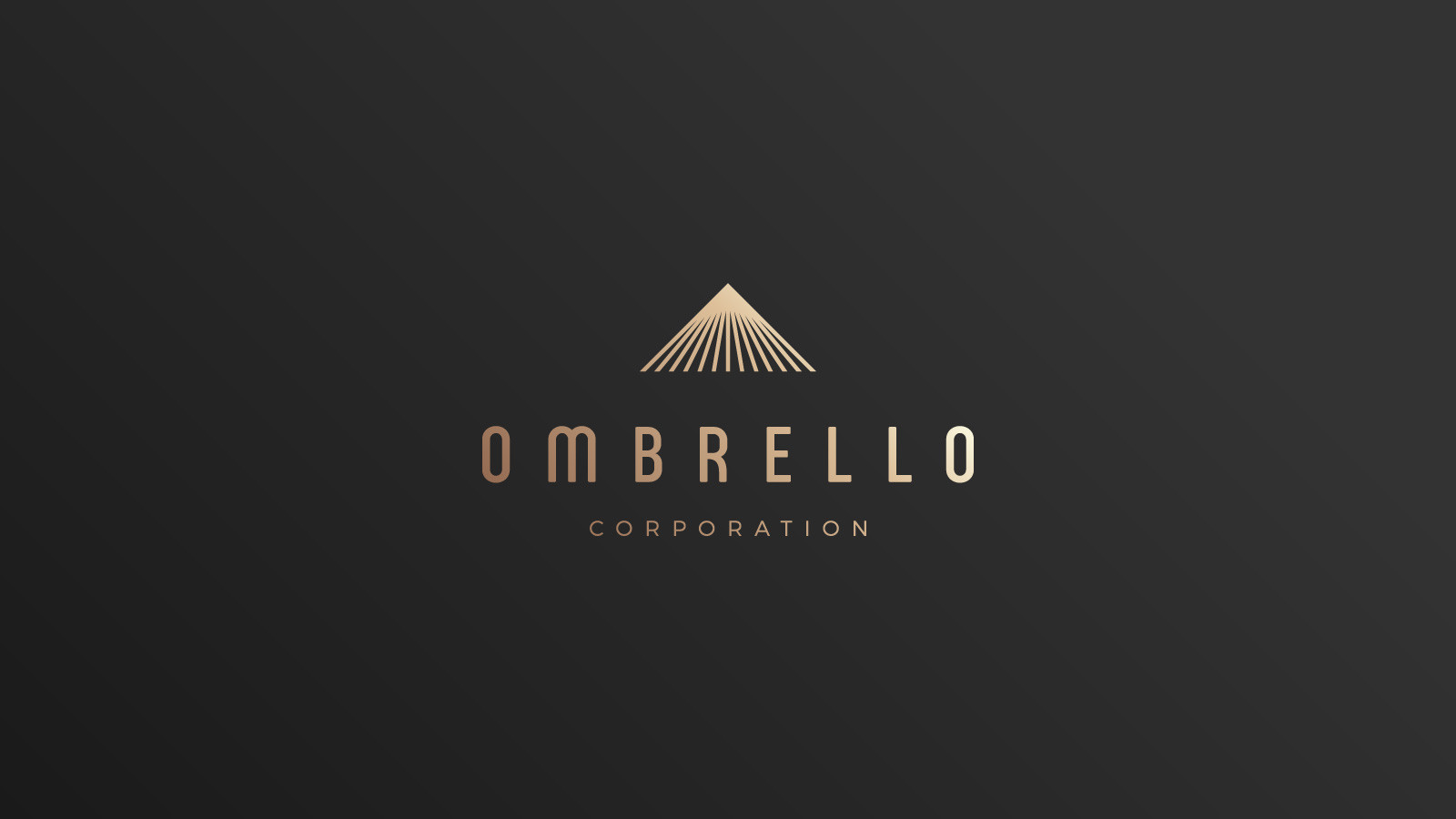 ombrello corporation - logotipo