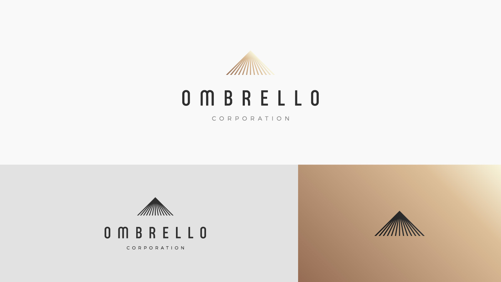ombrello corporation logotipo variedad