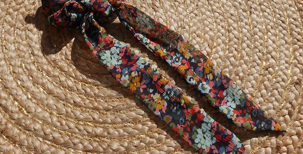 Chouchou foulard ELIZABETH