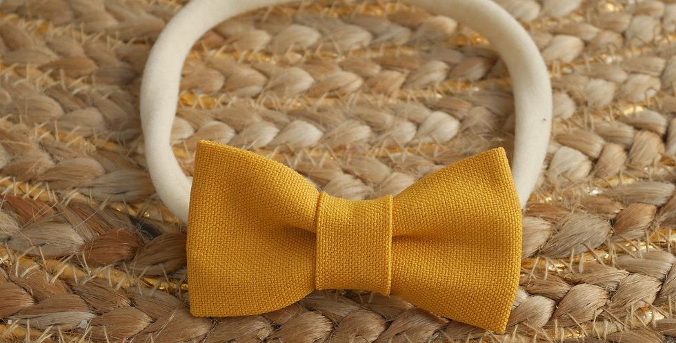 Bandeau LEA ( jaune moutarde )