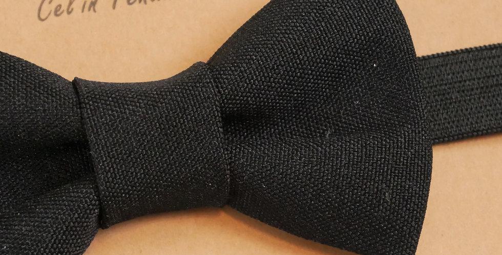 Noeud-papillon enfant LEA ( noir )