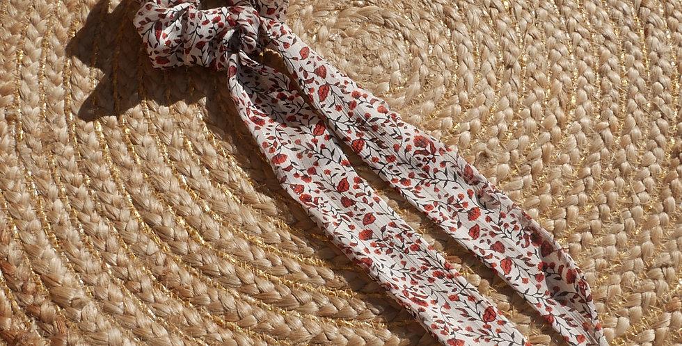 Chouchou foulard ESTHER
