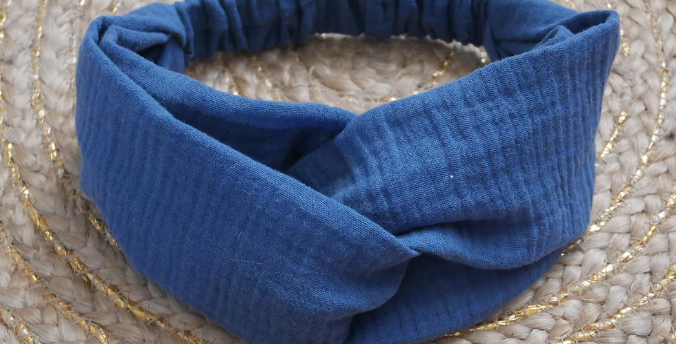 Headband EMMA ( bleu )