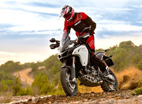 Ready for adventure? It begins at Ducati Chiang Mai...