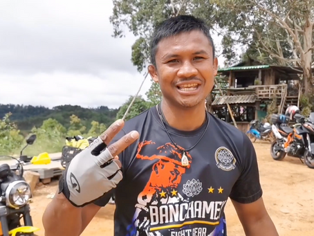 Top fighter says DART Asia is a knockout!