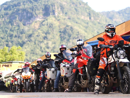 """Customer review: """"This is a motorbike rider's paradise"""""""