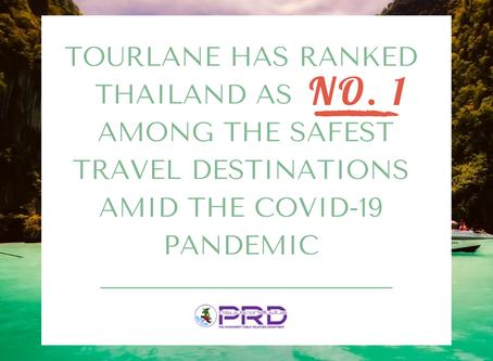 Safest travel destination? Thailand