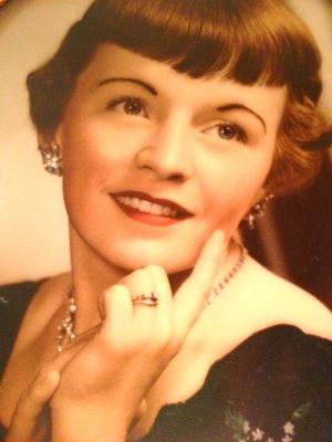 Trevas's mom, PattyLou