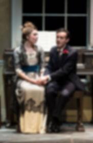 6 Act I - Gretta and Gabriel - Adeiu to